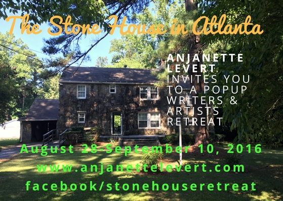 The Stone House Writers 2016 August 28