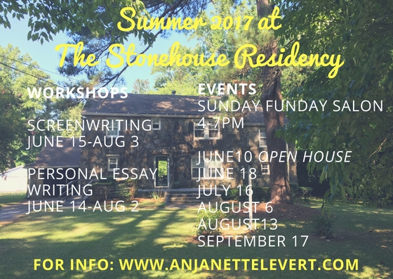 Summer 2017 Events and Workshops 2